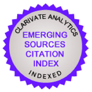 indexing in the Emerging Sources Citation Index